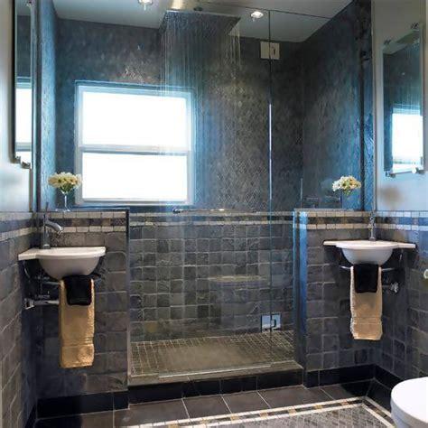 desain kamar mandi minimalis dengan batu alam panduan kamar mandi batu alam