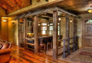 Rustic Home Decor Ideas by New Style Rustic Decoration Concept For Homes Interior