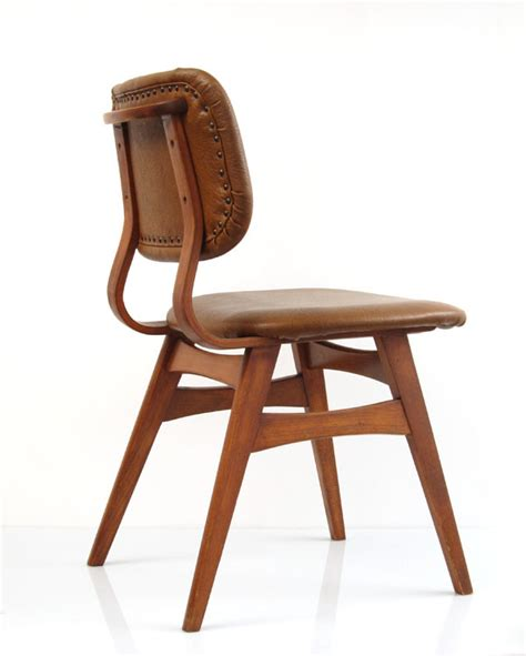 retro recliner plywood chairs 60s vintage retro sold