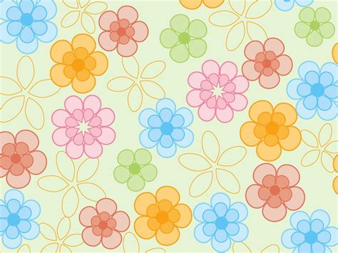 pattern background spring spring clothing pattern