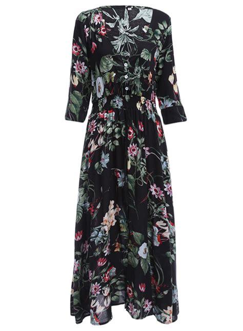 Maxi Cantik Purple stiles til cantik dengan maxi dress smartmama
