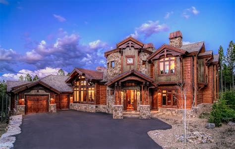 mountain home exteriors mountain home beautiful house exterior 169 hdrhomes