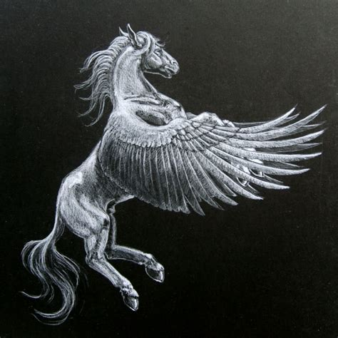 mitos kuda terbang ragam info