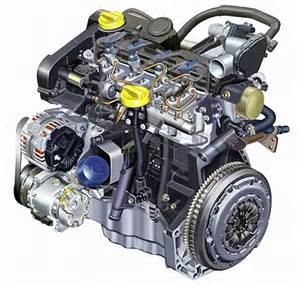 Fiat Diesel Engine Is The Renault 1 5 Liter K9k Diesel Engine The Classic