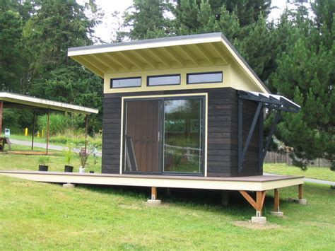 Modern Shed A Modern Shed Modern Garage And Shed Seattle By J