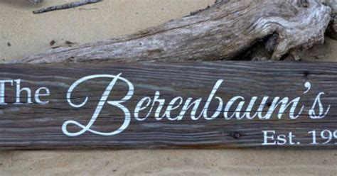 pictures of driftwood house signs home decor sign family name sign driftwood by carovabeachcrafts 45 00