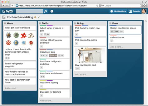 6 Customizable Software Tools For Agile Project Management Trello Board Templates