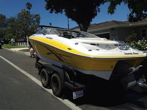 used boats for sale by owner fresno four winns boats for sale in california used four winns