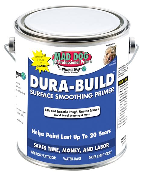 mad primer dura build surface smoothing primer mad paint products