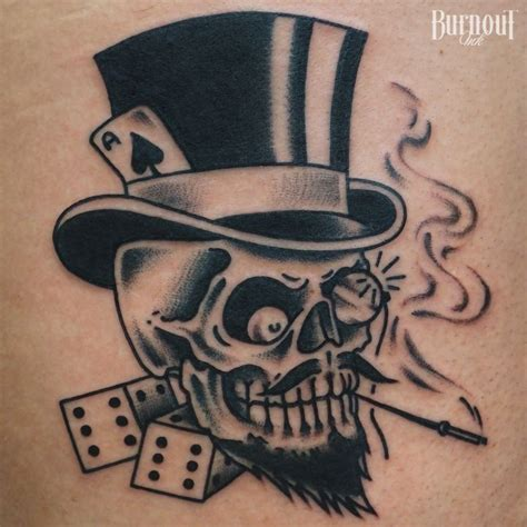 tattoo lucky queen burnout ink mr lucky tattoos pinterest tattoo