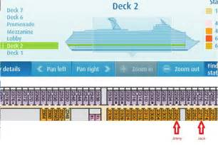 Carnival Magic Floor Plan Gallery For Gt Cruise Ship Deck Map