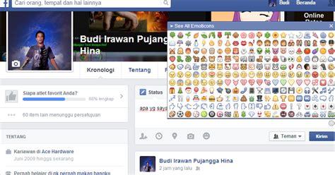cara membuat html yg keren cara membuat status gambar kecil emoji di facebook mari