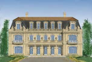 chateau design luxury homes mansions plans design architect