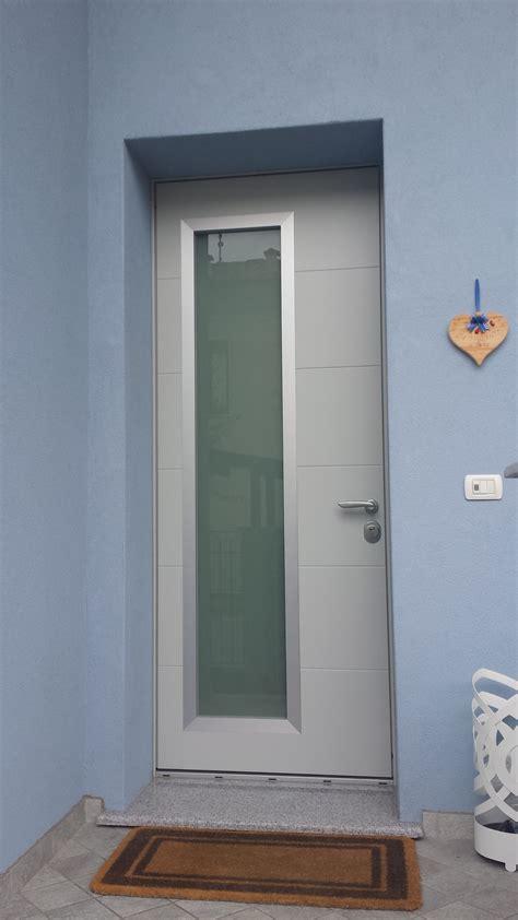 porta d ingresso con vetro porta d ingresso blindata con pannelli in vetro frame by