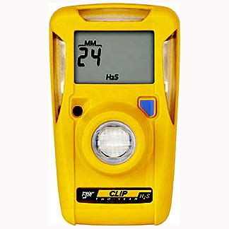 Promo Single Gas Detector Gasalertclip Bw By Honeywell Garansi bw clip single gas monitors h2s co o2 so2