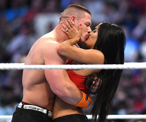nikki bella engaged john cena nikki bella are engaged