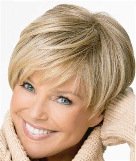 short hairstyles wash and go for the over 50s 33 best images about hair do on pinterest older women
