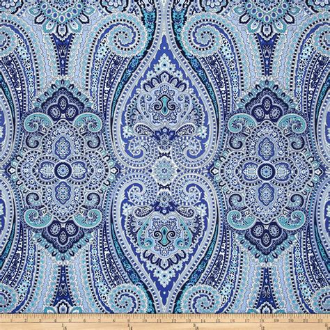 Waverly Curtain Valances Waverly Paisley Pizzazz Sateen Delft Discount Designer