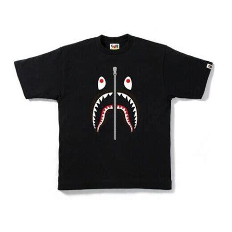 Tshirt Bape by New Bape Shark Glow In The T Shirt Buy Bape