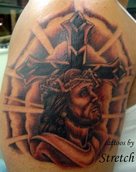 jesus on a cross tattoos american treands 20 stunning ideas