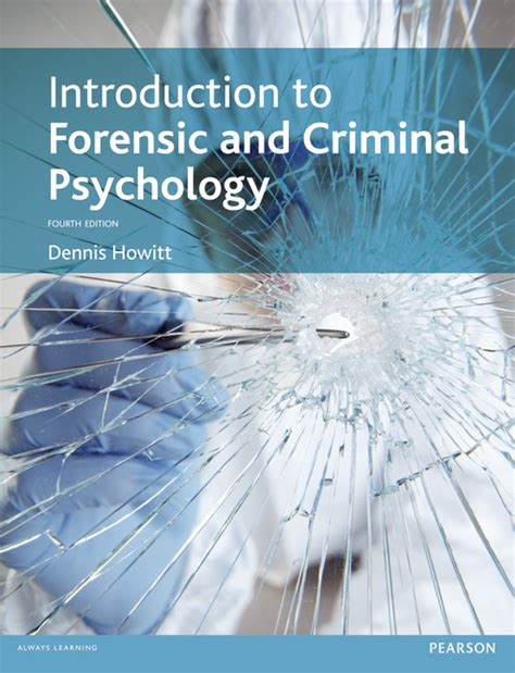 introductory criminology the study of risky situations books pearson education introduction to forensic and criminal