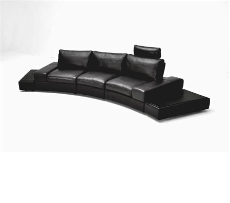 dreamfurniture lilac black grain leather