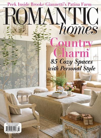 romantic homes romantic homes magazine offers casual romantic homes romantic homes magazine discount