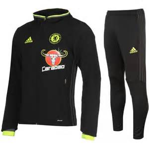 Survetement chelsea 2016 2017 capuche blog boutique dimension foot