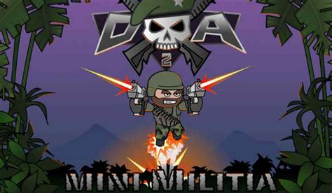 full version mini militia mini militia pro pack mod apk latest version 2 2 86 oct