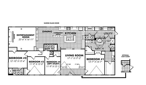 double wide mobile homes floor plans legacy housing double wides floor plans