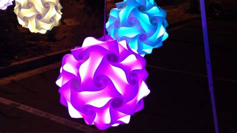 ball with light inside awesome design led hanging spheres furniture accessories