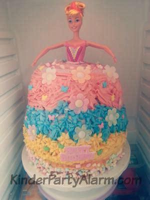 torte kindergeburtstag blumenbarbie glutenfrei kindergeburtstag torte