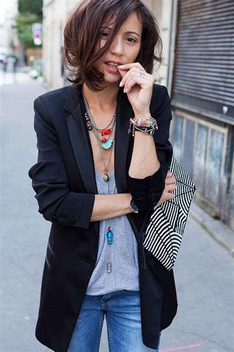 beat outfits for short hair what to wear with short hair glam radar
