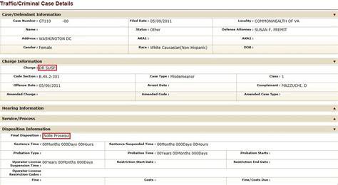 Nolle Prosequi Criminal Record Spotsylvania Virginia Criminal Defense Attorney Proven Track Record