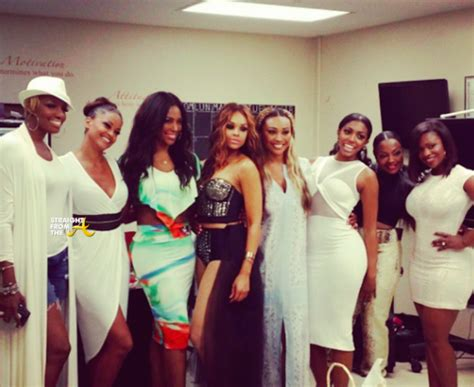where did the housewives stay in puerto rico group shot meet real housewives of atlanta s season 7