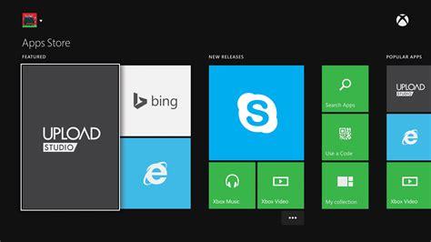 microsoft reveals  xbox  apps