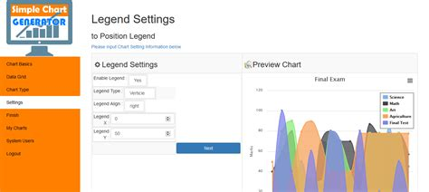 web chart generator charts generator 28 images chart generator utilidad