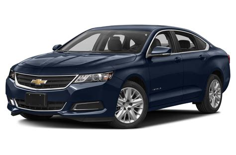New 2017 Chevrolet Impala Price Photos Reviews Safety