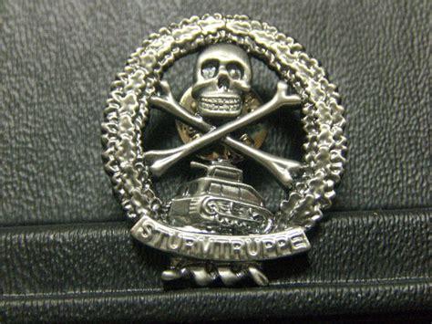 Pin Garuda 3 5 Cm pin sturmtruppe totenkopf panzer abzeichen 3 5 x 3 cm ebay