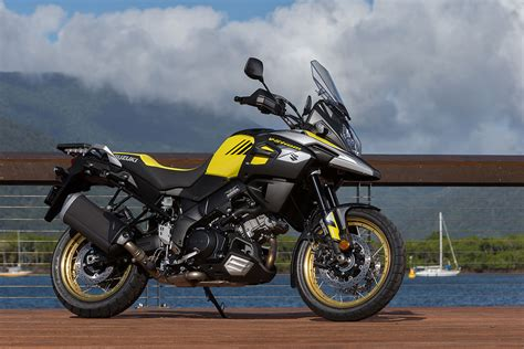 Suzuki V Strom Review 1000 Review 2017 Suzuki V Strom 1000 Cycleonline Au