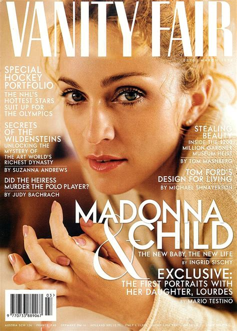 favorite vanity fair cover general madonna discussion