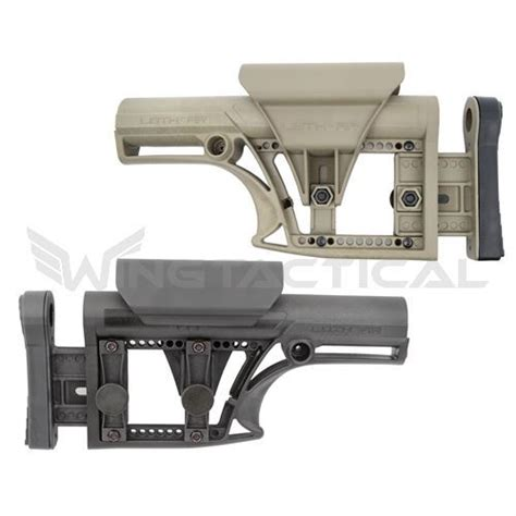 Luth Ar Mba 1 Review by Luth Ar Stock Modular Buttstock Assembly Mba Wing