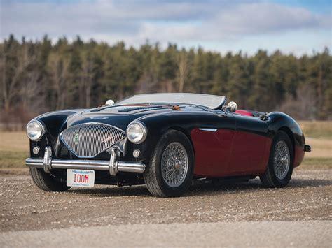 Colour Scheme Creator by 1956 Austin Healey 100 M Le Mans Revivaler