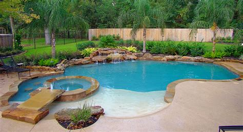 pictures of pools signature pools texas liberty