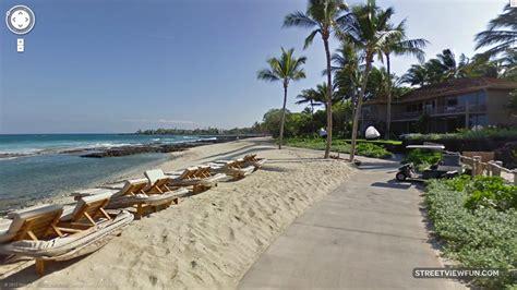 google images beach streetviewfun hawaii get expanded google maps beach view