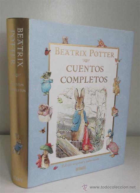 libro serie beatrix potter cuentos beatrix potter cuentos completos debate 20 comprar libros de cuentos en todocoleccion