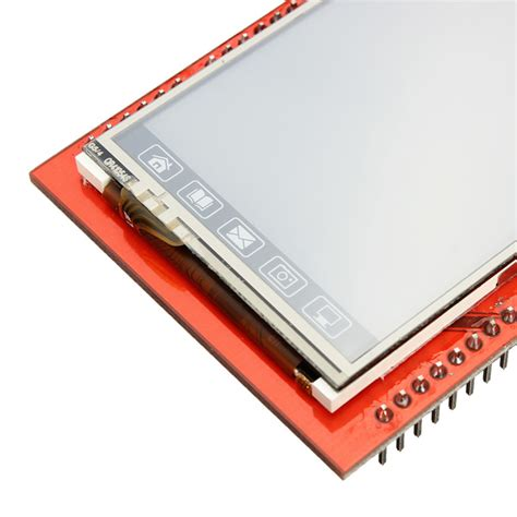 Lcd Display Tft Touch Screen 2 4 Inch For Arduino Uno Ai22 2 4 inch tft lcd shield touch board display module for arduino uno alex nld