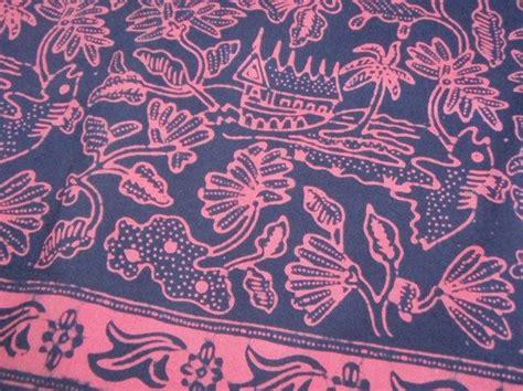 Hem Batik Rocky Motif 2 popular batik in the world batik fabric batik minang