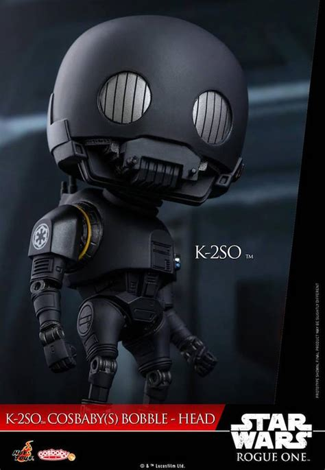 Toys Cosbaby 343 Wars Jyn K 2so K2so K 2so Rogue One starwarsallday rogue one rebellion cosbaby sets from toys