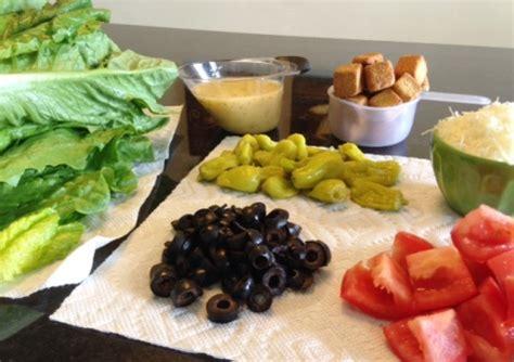 olive garden salad kitchen scrapbook